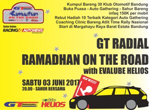 GT Radial Ramadhan On The Road 2017
