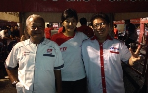 TTI with GT Radial