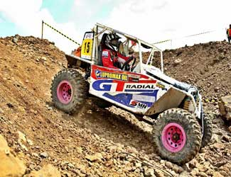 Pre-Info dan Layout Kejurnas Lupromax Oil Indonesia Xtreme 4x4 Team 24-25 Mei