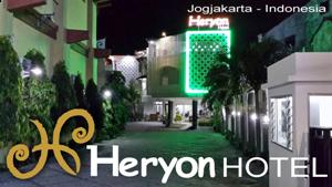 HERYON HOTEL Jogjakarta - Indonesia